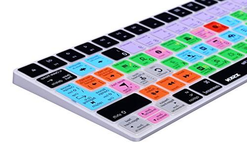 Logic X Shortcut Silicone Magic Wireless US Layout