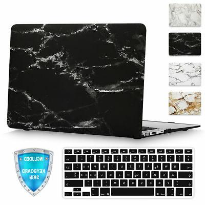 Marble Design Hard Case Keyboard Cover For New MacBook Pro 1