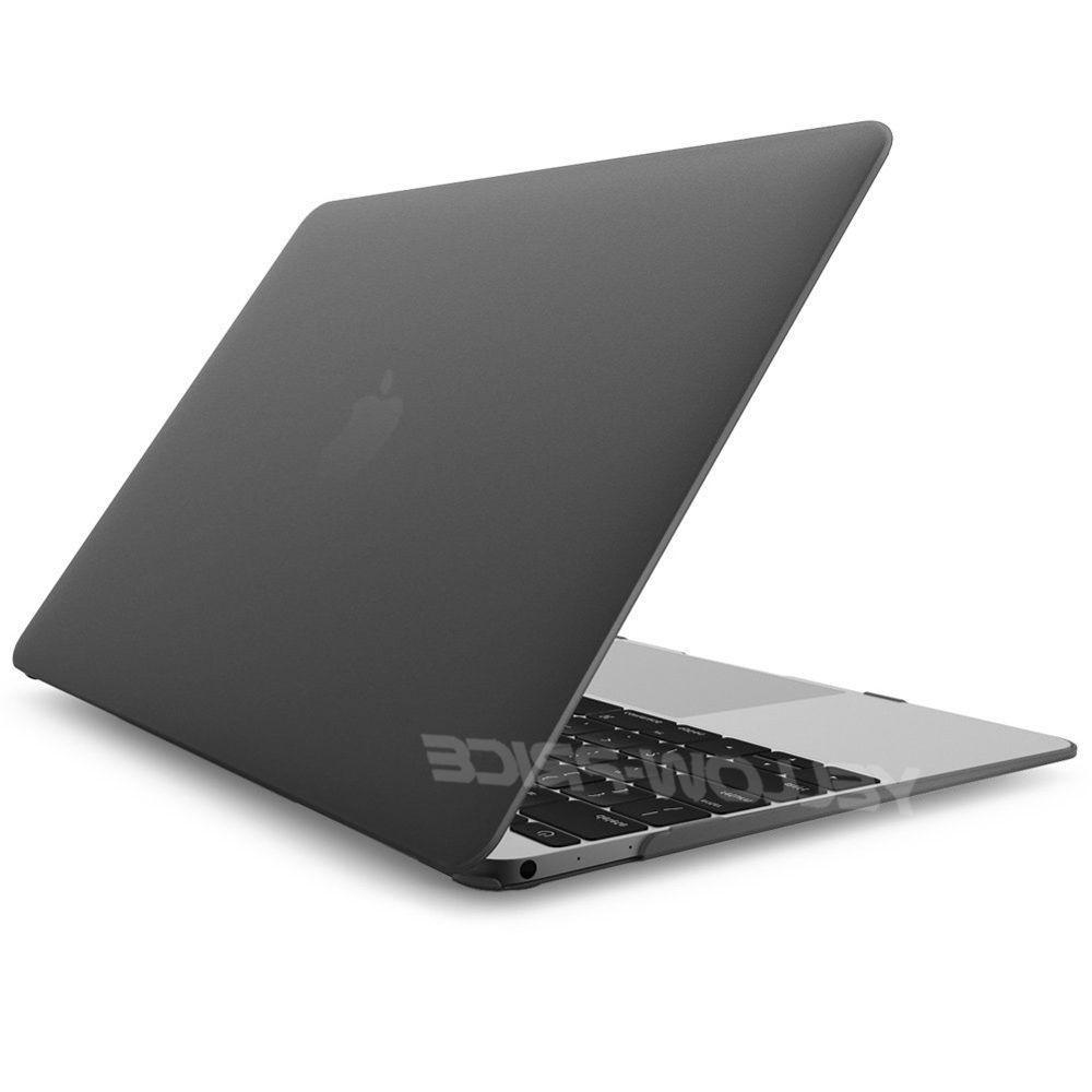 Rubberized Hard Shell Case Cover Keyboard MacBook Pro 13/15
