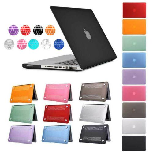 Matte Snap-On Hard Case Keyboard Cover MacBook Air Pro Retin
