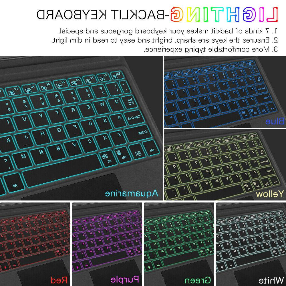 "For Microsoft Surface 10"" Type Bluetooth Keyboard with"