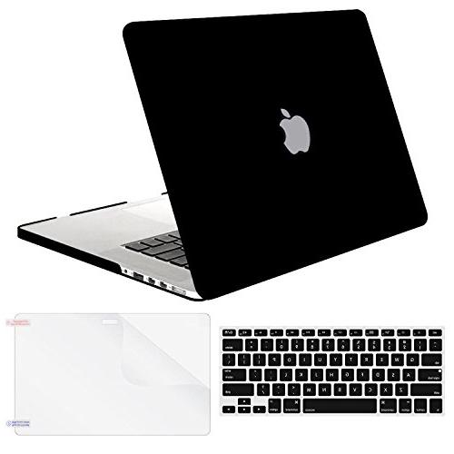 mosiso plastic hard case keyboard cover screen protector onl