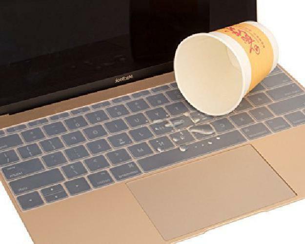 Mosiso Hard Case Keyboard Macbook 12 Inch