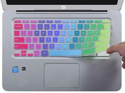 CaseBuy Colorful Ultra Thin Keyboard Cover for HP 14 inch Ch