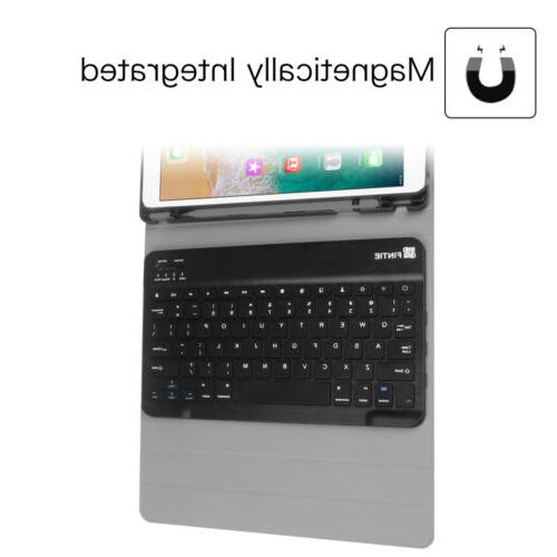 """For iPad 10.5"""" 2017 Keyboard Smart Stand Bluetooth"""