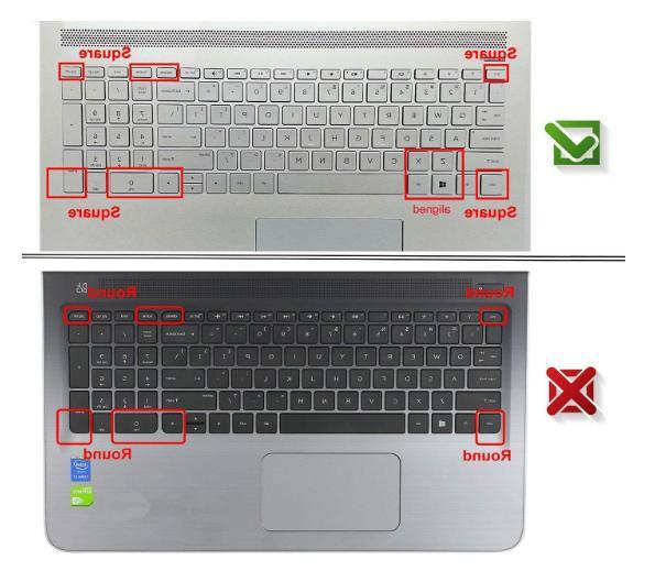 2 Keyboard Cover Protector Skin Pavilion Comp