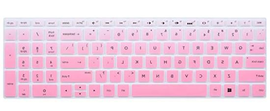 New Keyboard Protector Skin For Hp Pavilion 15.6 Comp