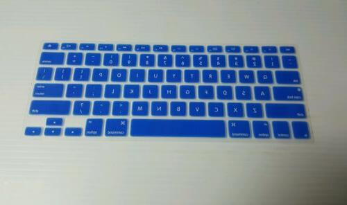 new macbook keyboard cover silicone