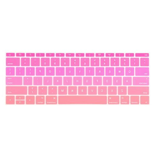 ombre keyboard cover
