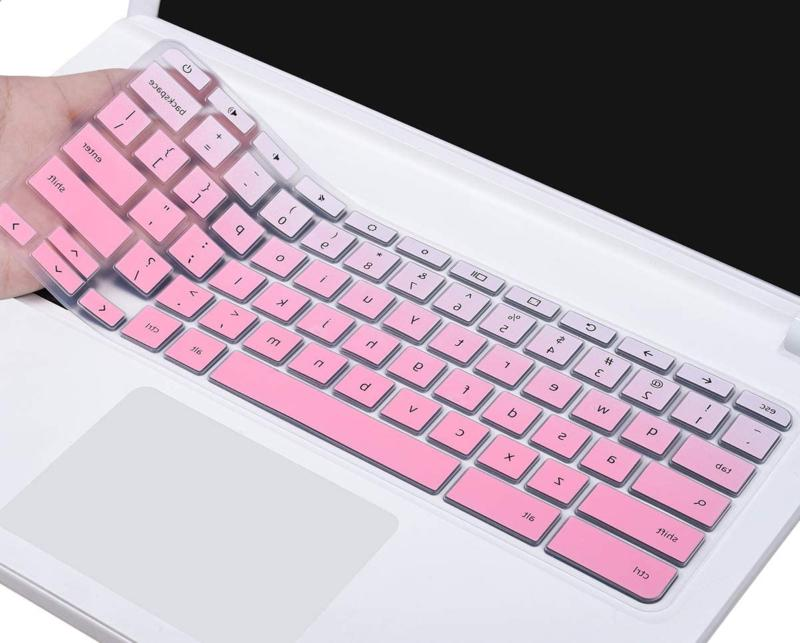 Casebuy Ombre Keyboard Cover Fit 2020/2019/2018 Lenovo Chrom