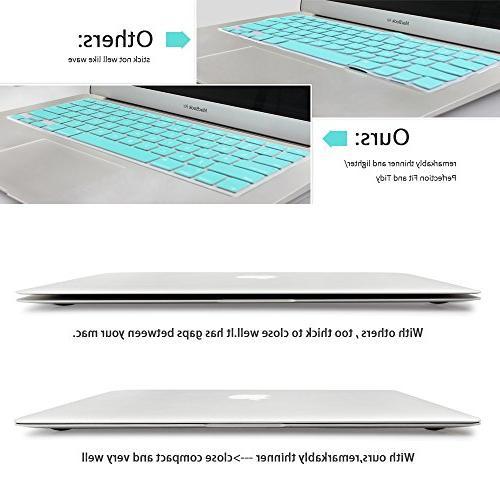 "Batianda New Keyboard Protector Skin MacBook Air 13"" MacBook Pro 13"" 15"" -"