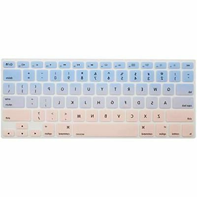 pattern keyboard cover compatible with macbook pro