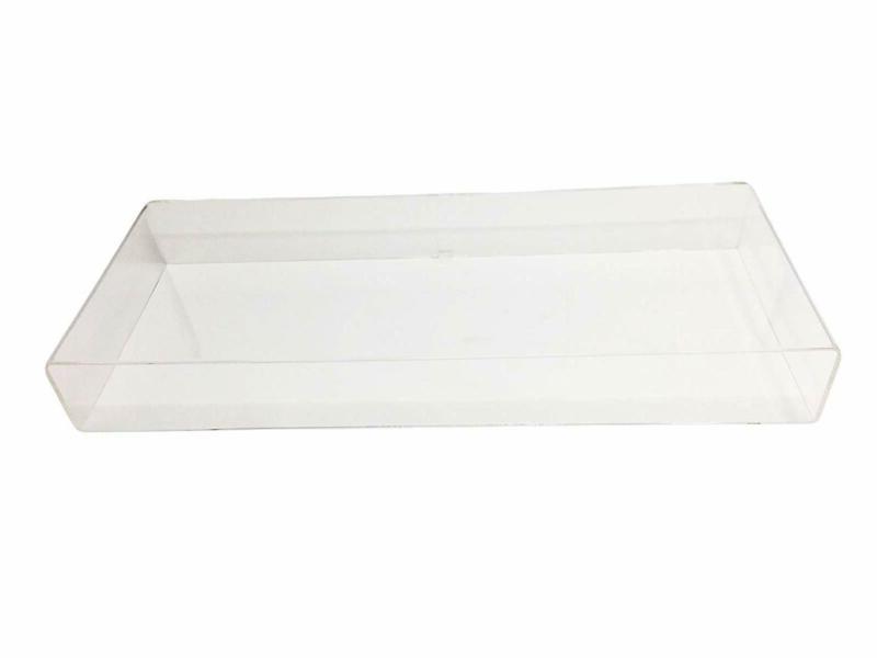 pet guard transparent acrylic keyboard cover
