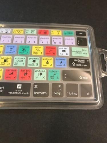 Photoshop Keyboard MacBook/Air 13/Pro /Retina Wireless