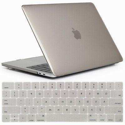 Plastic Shell Cover 2018 Macbook with/out Touch Bar
