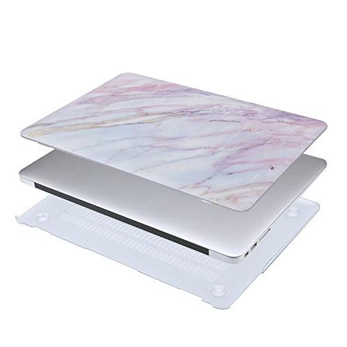 MOSISO Air Pattern Hard Case Keyboard Cover Protector Only MacBook Air 13 , Marble