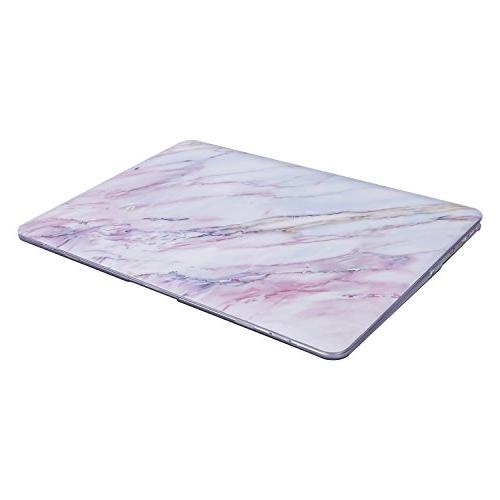 MOSISO Inch Pattern & Keyboard Cover & Protector Only Compatible MacBook Marble