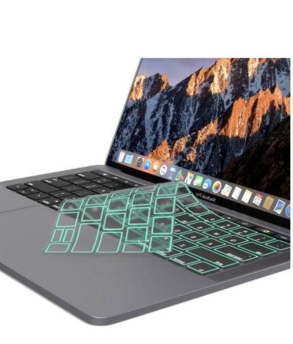 pro keyboard cover for macbook pro touch