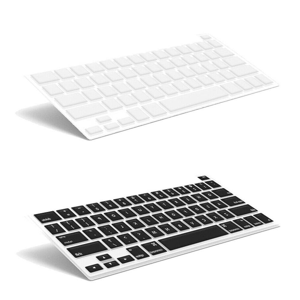 "2pcs Keyboard Cover For MacBook Pro Touch Bar 13"" & 15"" 16"""
