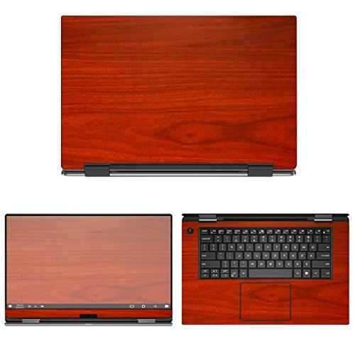 protective decal wood skin sticker