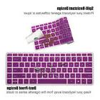 FORITO Purple Keyboard Cover Protector For HP Pavilion 14-ac