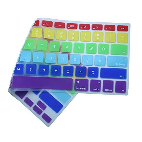 CaseBuy Pride Silicone Rubber Keyboard Cover 15 Apple Wireless