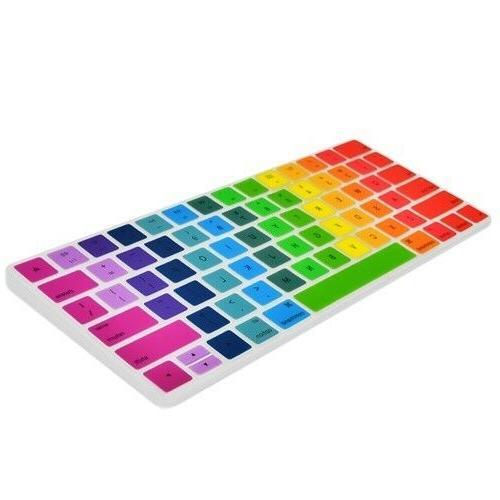 Rainbow Silicone Skin Cover for Magic MLA22LL/A US