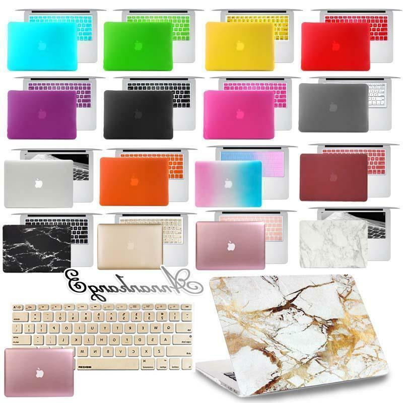 "Rubberized Case Cover + KB Skin for MacBook Pro 13"" A1706 A1"