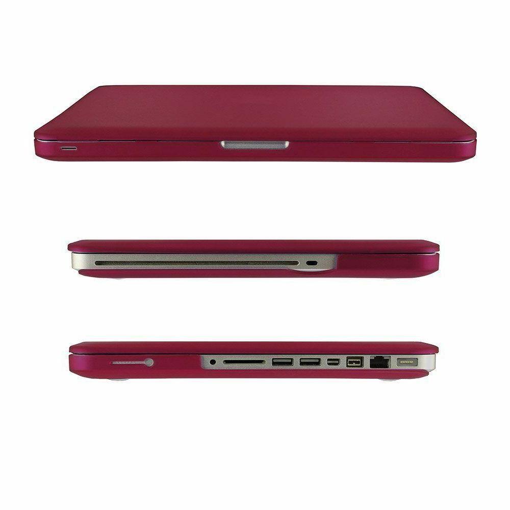 Rubberized Hard MacBook