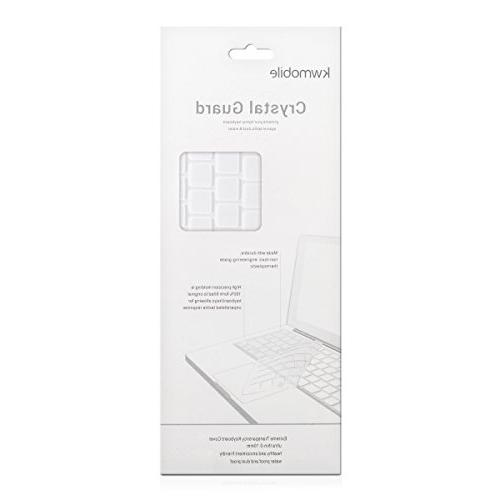 kwmobile Rugged, Ultra-Thin Keyboard Protector Apple Magic Transparent - from