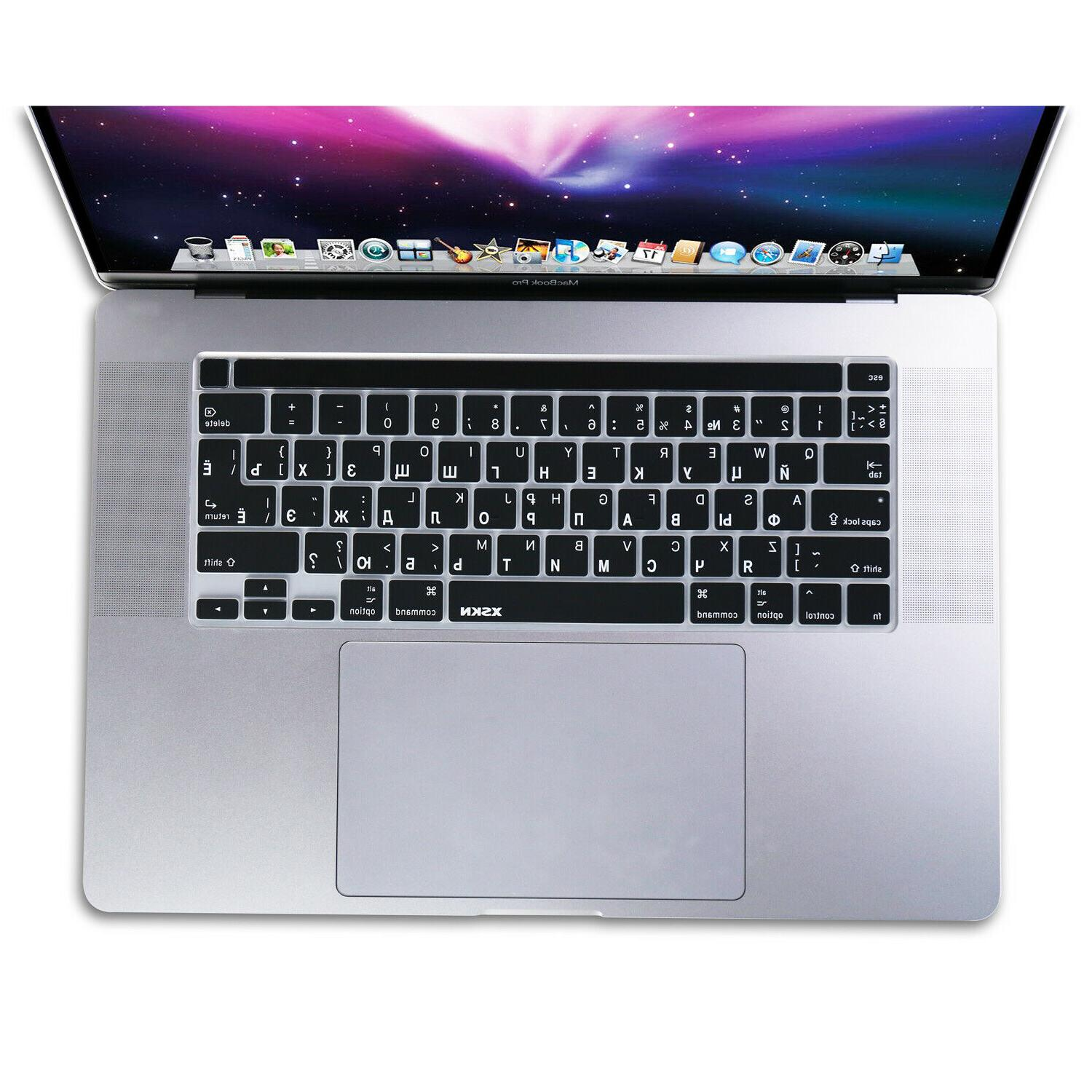 XSKN Cover for A2251/A2289/A2338 MacBook