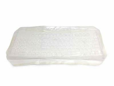s biosafe anti microbial keyboard cover fitting