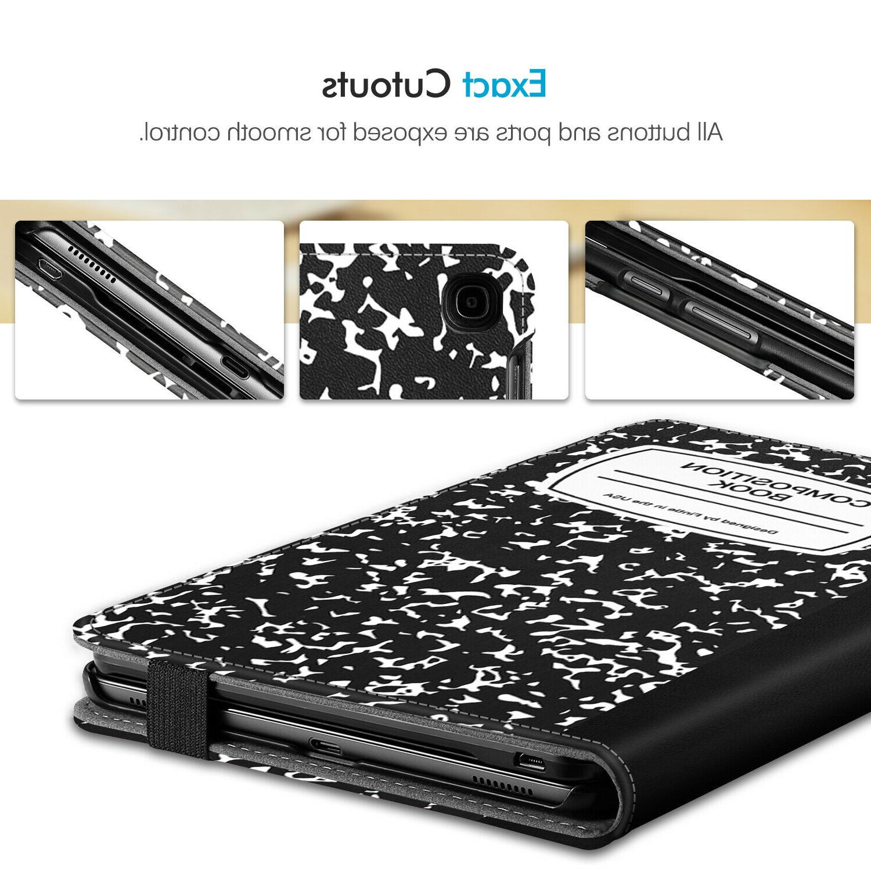 For Galaxy Tab A Case Stand Bluetooth Keyboard