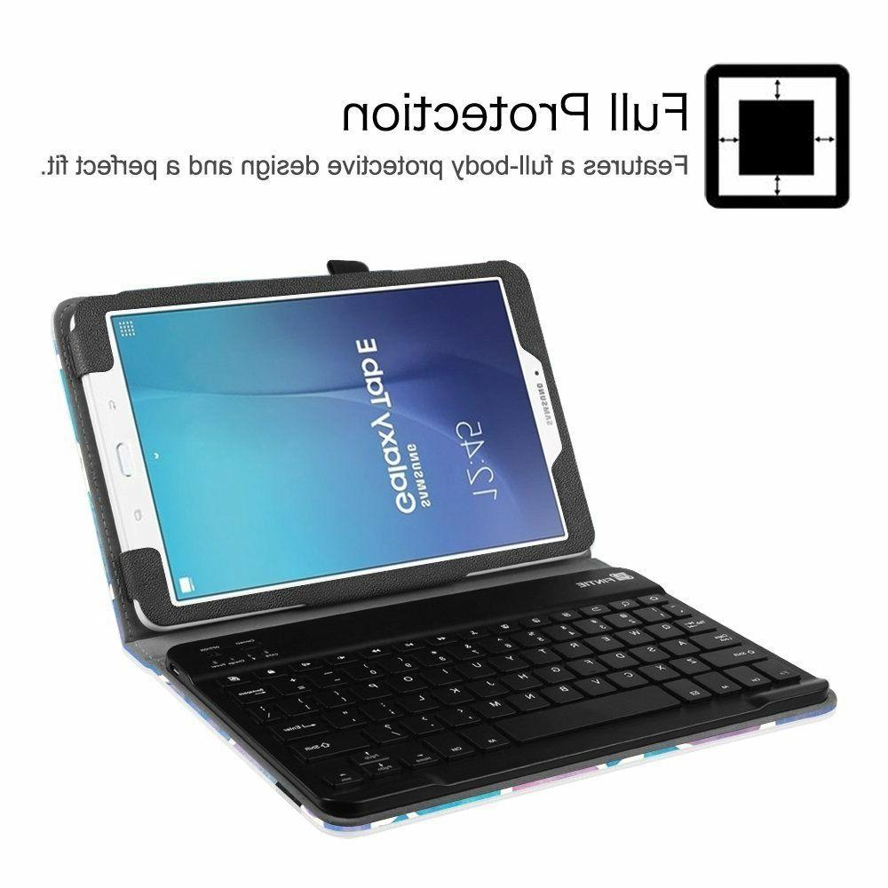 For Samsung E 9.6 Case Cover Keyboard