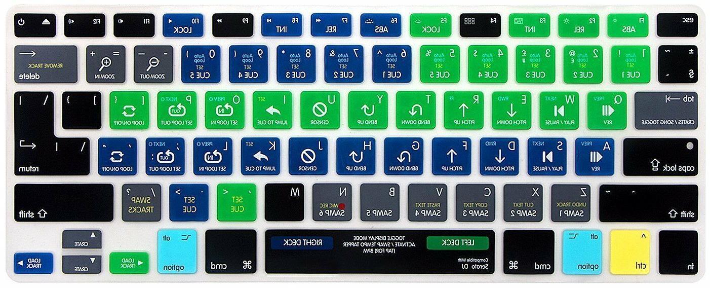 serato dj functional key shortcut