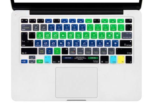 Serato DJ Silicone Keyboard Protector For Macbook