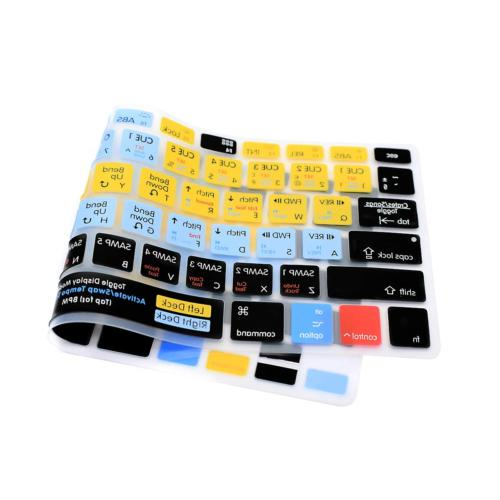 HRH Scratch Functional Keyboard Cover Skin