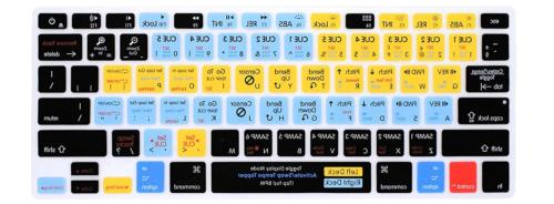 serato scratch live functional shortcuts hotkey silicone