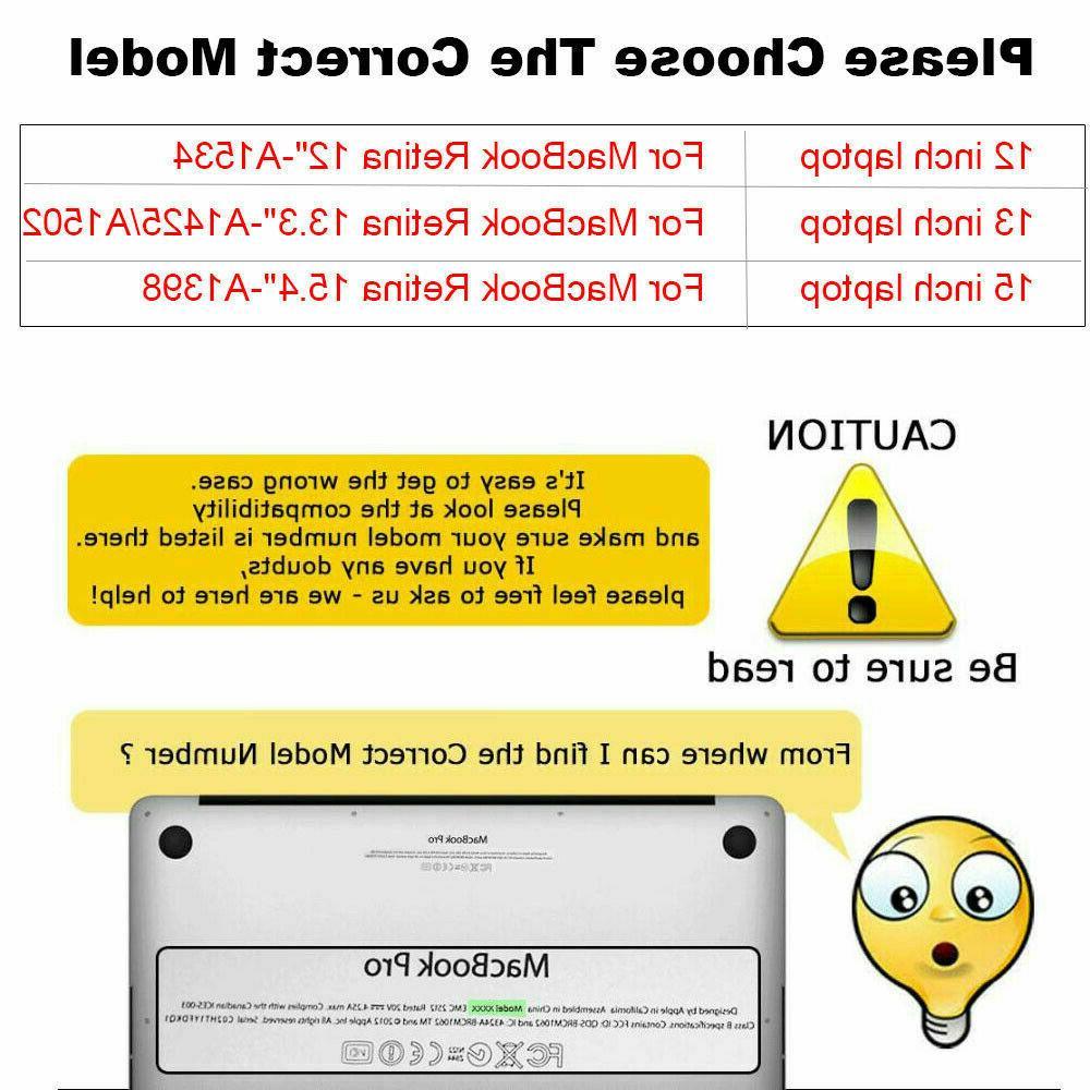 Laptop for Macbook Retina 12 2012 2013