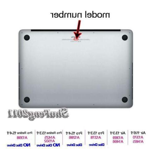 "Silicon Protector Cover For 15"" retina"