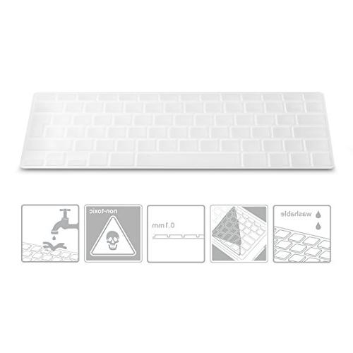 "kwmobile Keyboard Cover for Apple MacBook 15"" - Keyboard Cover -"