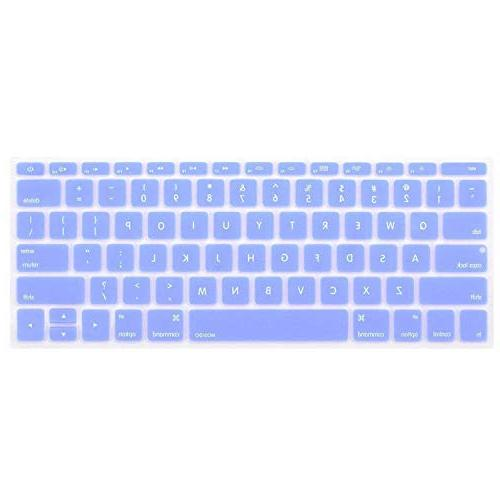 silicone keyboard cover compatible macbook