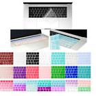 "Silicone Keyboard Cover for MacBook Pro 13""15"" With Touch Ba"