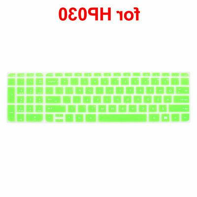 Silicone Keyboard Cover Protective Shell Green for HP Pavili