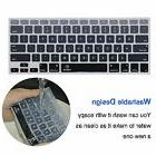 FORITO Silicone Keyboard Cover Protector For Macbook Air 13/