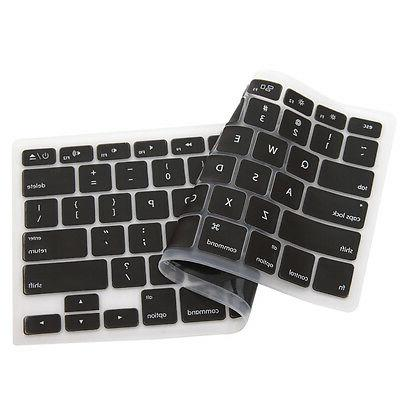 silicone keyboard cover protector macbook pro 13