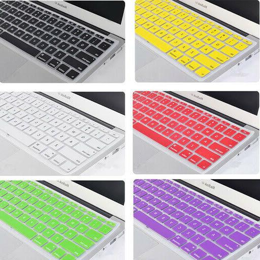 silicone keyboard cover protector skin for macbook