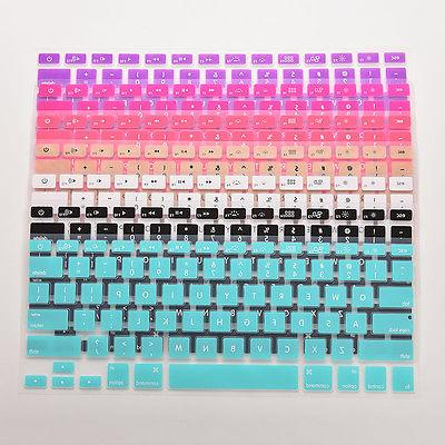 Silicone Keyboard Skin for Pro 15 17 HP