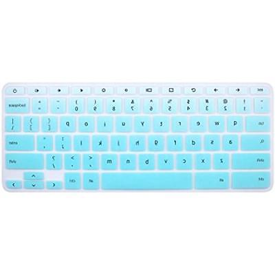 silicone keyboard cover skin for acer chromebook