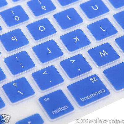 "Not Keyboard Cover Pro 13"" 15"" Retina"
